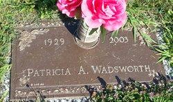 Patricia A <I>Mincemoyer</I> Wadsworth