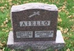 """Anthony """"Papa Tony"""" Aiello"""