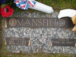 Tina May <I>Franciolli</I> Mansfield