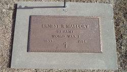 Ernest Raymond Mallory
