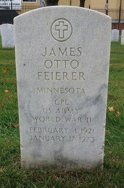 James Otto Feierer