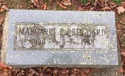 Margaret Frances Pritchard