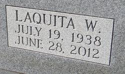 Laquita <I>Whitman</I> Newman