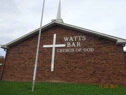 Watts Bar Church of God Cemetery