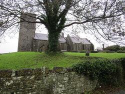 Burton, St Mary's Churchyard