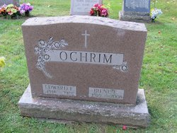 Irene <I>Rice</I> Ochrim