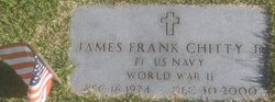 James Frank Chitty, Jr