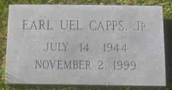 Earl Uel Capps, Jr