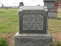Lydia <I>Oxenrider</I> Kiehl