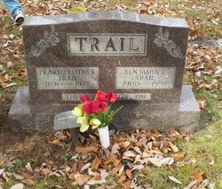 Infant son Trail