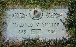 Mildred Viola <I>Hall</I> Shuler