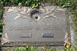 Dorothy M Morgan