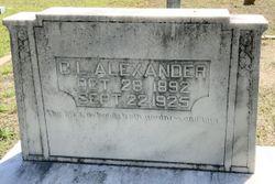 Clifton Lambert Alexander