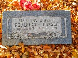 Effie Roylance Larson