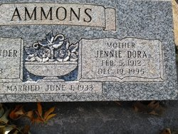Jennie Dora <I>Panepinto</I> Ammons