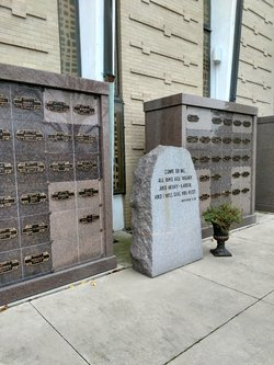 Gethsemane Lutheran Church Columbarium