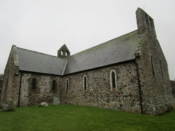 St. Bridget's Churchyard, St. Brides