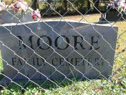 Moore Family Cemetery #6