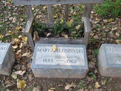 Mary Ann <I>Rice</I> Sledzinski