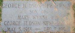 George Judson Newbern, Jr