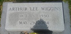 Arthur Lee Wiggins