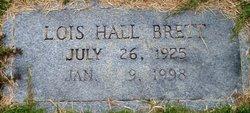 Lois <I>Hall</I> Brett