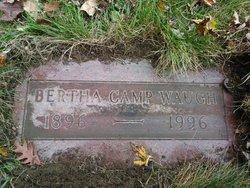 Bertha B. <I>Horton</I> Waugh