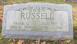 Dorothy <I>Hastings</I> Russell