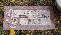 Itishia LaShawn Alexander