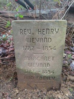 Rev Henry Weyand