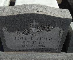 Joyce <I>Dupre</I> Billiot