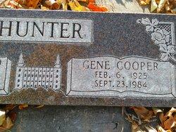Gene <I>Cooper</I> Hunter