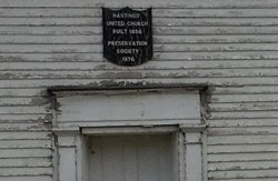 Hastings United Church Cemetery,