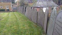All Saints Churchyard, Pickwell