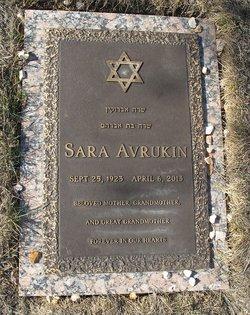 Sara Avrukin
