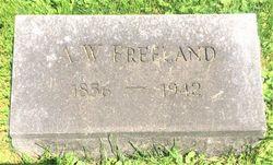 A W Freeland
