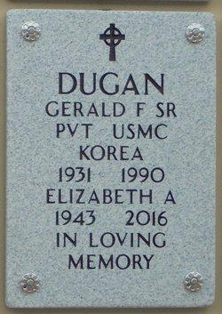 Elizabeth Ann Dugan