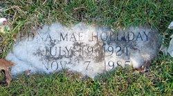 Edith Mae Holliday