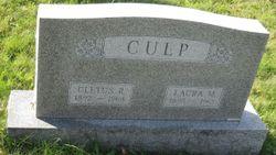 Cletus R Culp