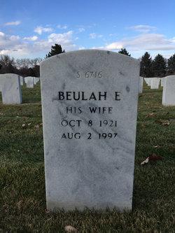 Beulah E Cummings