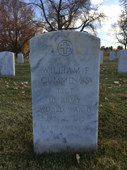 William F Cummings