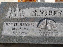 Walter Fletcher Storey
