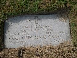 Juan M Garza