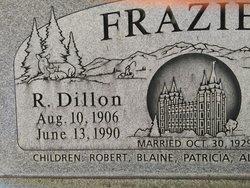 Rene Dillon Frazier