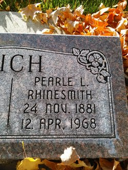 Pearle Ludell Rich