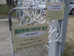 Broadford Cemetery