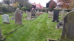 Pickwell Road Cemetery, Somerby