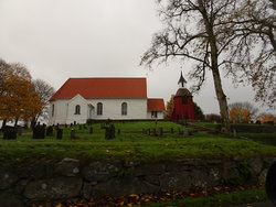 Månstad Cemetery