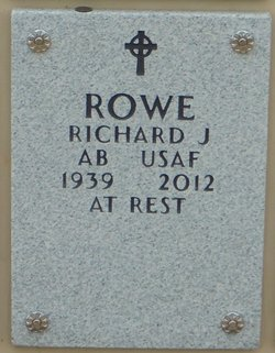 Richard J Rowe