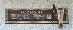 """Forest E. """"Gene"""" Fornash"""